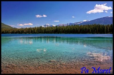 Lac Multi couleurs